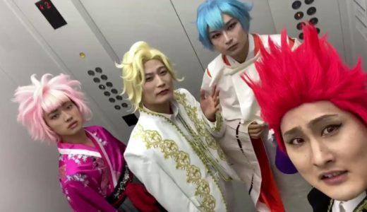 KOUGU維新(工具維新)の元ネタは刀剣乱舞と戦国鍋TV!歌詞にもこだわりが!