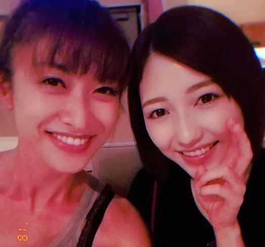 山田優と渡辺麻友