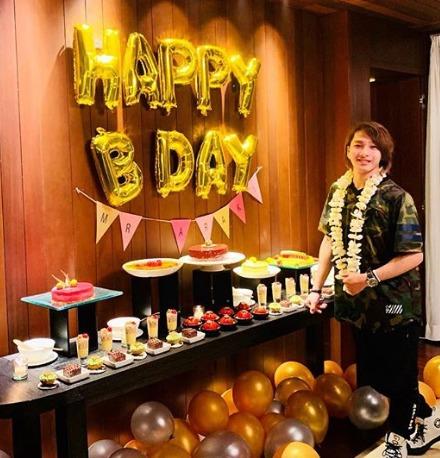 荒木駿平の誕生日