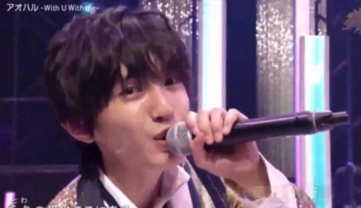 道枝駿佑の歌が上手くなった!一人だけ生歌唱やギターでハモリも