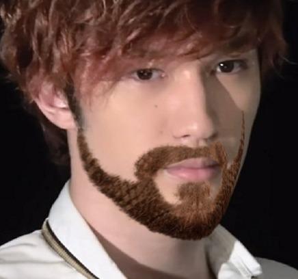 髭アリバージョンのジェシー