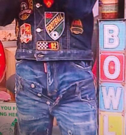 ラウールのズボンは重ね履き?