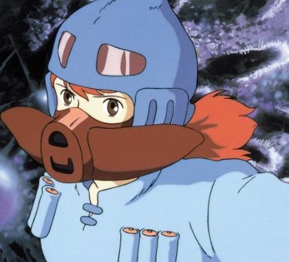 ナウシカのマスク