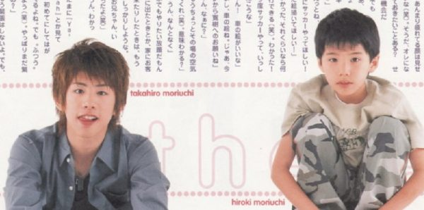 hiroとtakaで兄弟対談