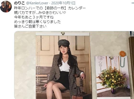 紀子さんのTwitter