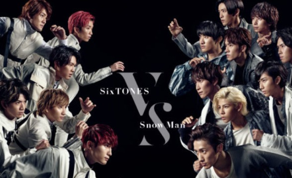 sixtones and snowman