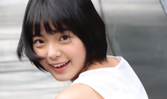 平手友梨奈14歳
