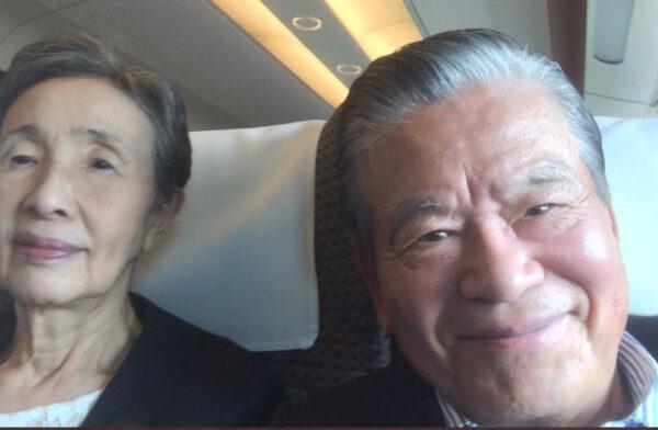 川淵三郎と康子