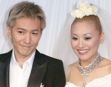 小室哲哉とKEIKOの結婚式