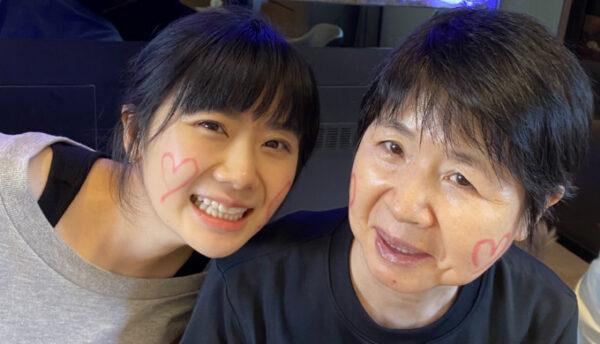福原愛と母の千代