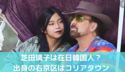 芝田璃子とニコラスケイジ