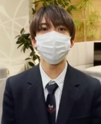 鈴木大河の卒業式のスーツ