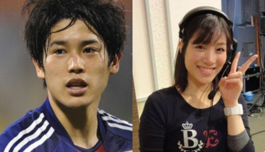 内田篤人は嫁と小学生~同級生!高校は別々でフラれたことも!