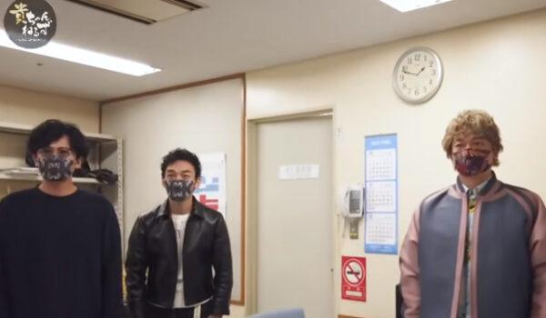 元SMAPの稲垣吾郎、草彅剛、香取慎吾