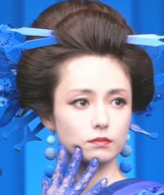 深田恭子が痩せている顔