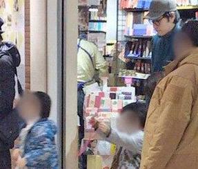 松山ケンイチと子供たち