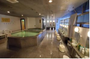 アダムアンドイブの浴室