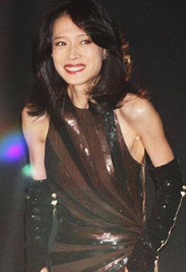 中森明菜の2017年ディナーショーの姿