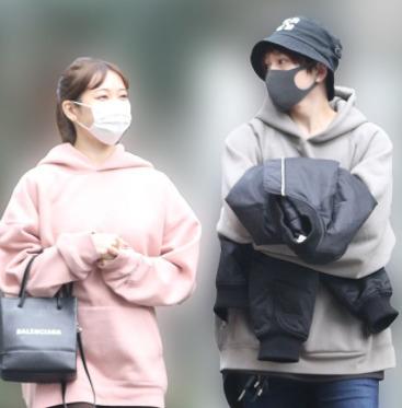 渡辺美優紀と花村想太
