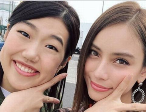 滝沢カレンと横澤夏子