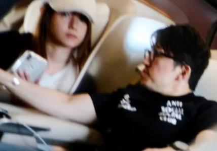 深田恭子と杉本宏之