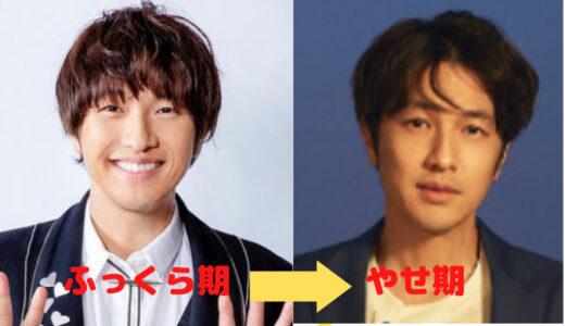 ゆず北川悠仁の顔が変わった!痩せたのは病気?7年間の画像で比較!