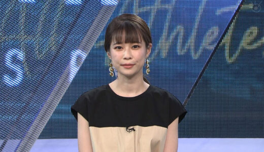 鈴木唯の彼氏は岡田将生?英語TOEICが満点でめざましテレビの女子アナ!