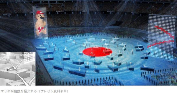2020東京五輪の演出案