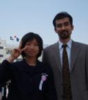 池江璃花子の姉と父