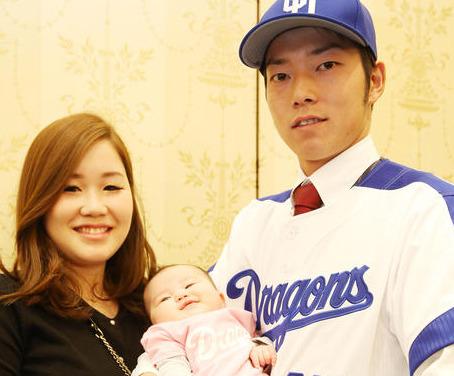 木下雄介と茜と子供