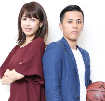 富樫勇樹と加藤綾子