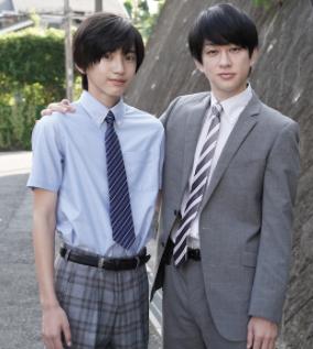 2018年道枝駿佑と横山裕