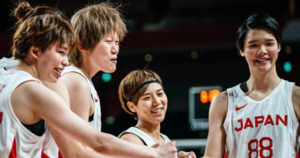 町田瑠唯の身長が低い様子
