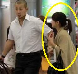 中田翔の嫁の顔画像