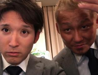 中田翔と杉谷挙士