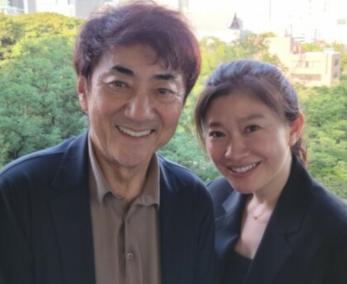 篠原涼子と市村正親