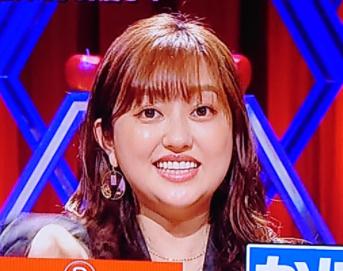 2021年の太った菊地亜美