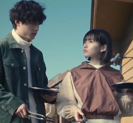 ドラマ10の秘密で共演している松村北斗と山田杏奈