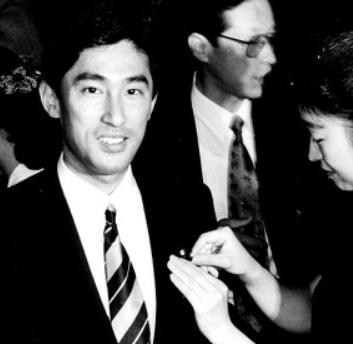 岸田文雄議員初当選