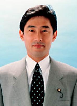 建設政務次官時代の岸田文雄