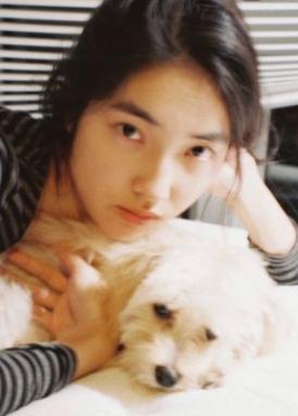 仁村紗和と愛犬